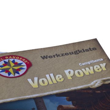 Volle Power Campbuch